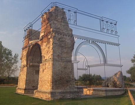APPLICATION OF AUGMENTED REALITY TECHNOLOGIES IN ARCHAEOLOGY